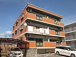 岡山県岡山市中区原尾島4丁目の賃貸マンションの外観