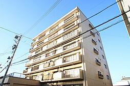 愛知県名古屋市名東区牧の原2丁目の賃貸マンションの外観
