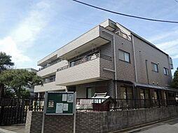 東京都足立区伊興2丁目の賃貸マンションの外観