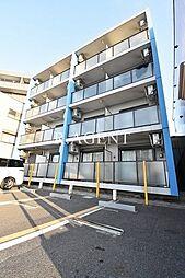 神奈川県横浜市鶴見区市場富士見町の賃貸マンションの外観