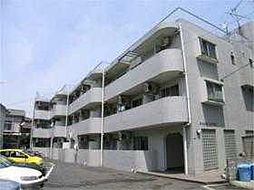 神奈川県川崎市高津区溝口2丁目の賃貸マンションの外観