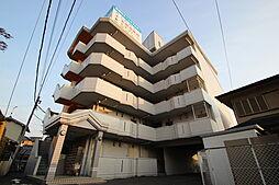 ロイヤル上安[5階]の外観