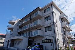 冨波グリーンマンション[4階]の外観