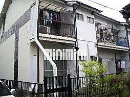 吉田荘(稲荷)[1階]の外観
