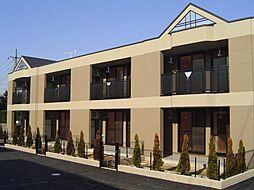 A・HコンフォータブルB棟[105号室]の外観