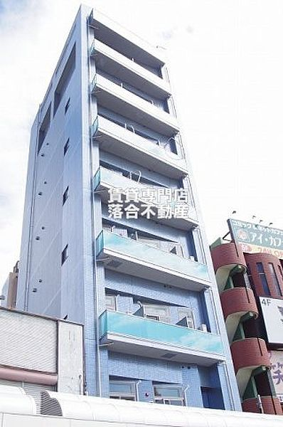 神奈川県相模原市中央区淵野辺3丁目の賃貸マンション