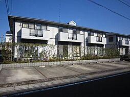 ビーライン三好ヶ丘A・B[2階]の外観