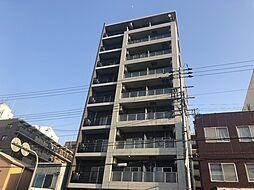 ロイスグラン神戸下沢通[8階]の外観
