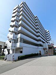 千葉県千葉市中央区出洲港の賃貸マンションの外観