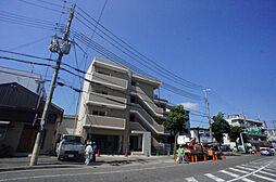 兵庫県神戸市長田区駒ヶ林1丁目の賃貸マンションの外観