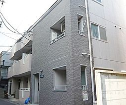 東京都練馬区練馬1丁目の賃貸マンションの外観
