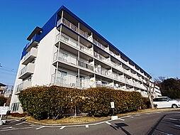 兵庫県神戸市北区泉台6丁目の賃貸マンションの外観