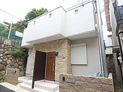 兵庫県神戸市中央区中島通3丁目の賃貸アパートの外観