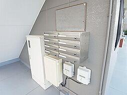 コンフォースI・II[2105号室]の外観