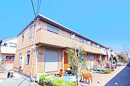 [テラスハウス] 東京都東久留米市南町4丁目 の賃貸【/】の外観