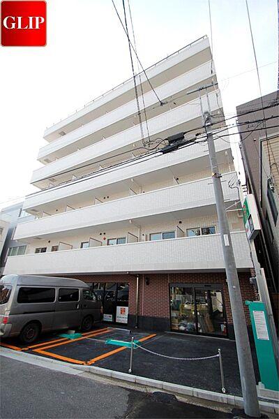 ソナーレ横浜[5階]の外観