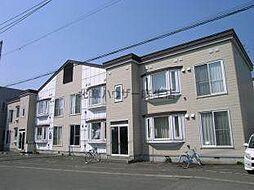 ルミエールソレイユ[1階]の外観