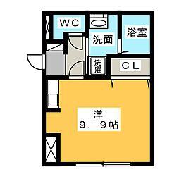 藤が丘駅 4.3万円