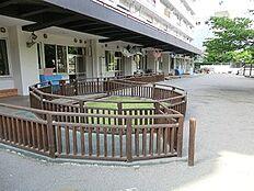 周辺環境:港区立赤坂保育園