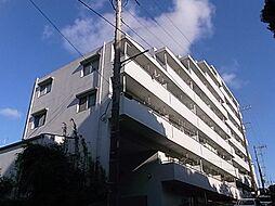 ミリオンベルズ上永谷[4階]の外観