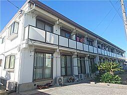 千葉県船橋市習志野台4丁目の賃貸マンションの外観