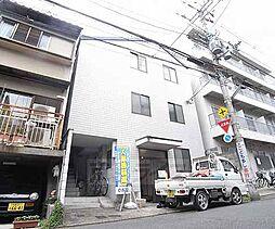 京都府京都市北区大将軍西鷹司町の賃貸マンションの外観