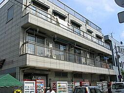 神奈川県川崎市川崎区渡田新町3丁目の賃貸マンションの外観