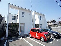 [テラスハウス] 静岡県浜松市中区布橋2丁目 の賃貸【/】の外観