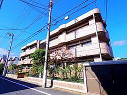 東京都練馬区大泉学園町6丁目の賃貸マンションの外観