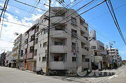 愛媛県松山市土橋町の賃貸マンションの外観