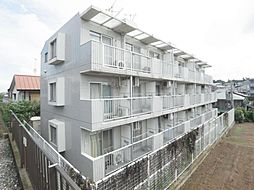 千葉県松戸市北松戸3丁目の賃貸マンションの外観