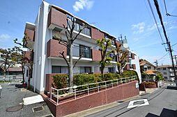 兵庫県神戸市灘区青谷町4丁目の賃貸マンションの外観