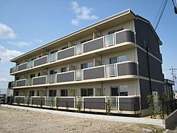 滋賀県東近江市小池町の賃貸マンションの外観