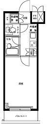 ルーブル小石川弐番館[5階]の間取り