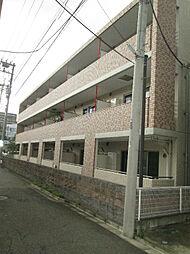 神奈川県川崎市中原区小杉御殿町2丁目の賃貸マンションの外観