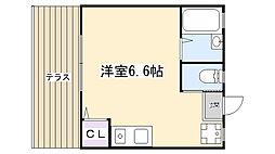 ミックハウス[102号室]の間取り