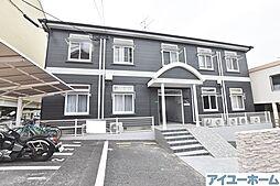 VILLETTA本城(ヴィレッタ本城)[2階]の外観