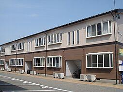 石川県野々市市押野4丁目の賃貸アパートの外観