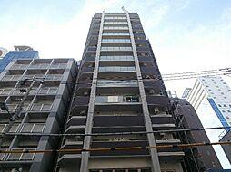 大阪府大阪市中央区大手通2丁目の賃貸マンションの外観