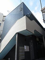 カシェット ノアール[2階]の外観