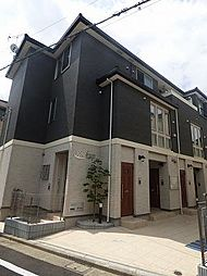 東京都品川区豊町4丁目の賃貸アパートの外観