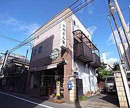 京都府京都市山科区竹鼻四丁野町の賃貸アパートの外観