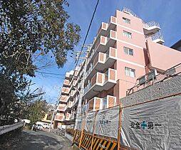 京都府京都市北区衣笠東開キ町の賃貸マンションの外観