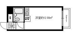 ベラ・カーサ板橋[304号室]の間取り