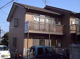 コーポマロン[2階]の外観