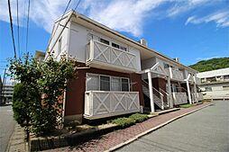 山口県下関市一の宮町2丁目の賃貸アパートの外観