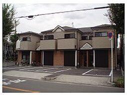 大阪府大阪市住之江区新北島6丁目の賃貸アパートの外観
