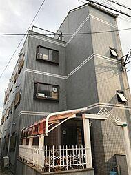 ベルシャトー南加賀屋[3階]の外観