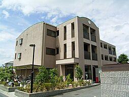 大阪府高槻市唐崎中4丁目の賃貸マンションの外観