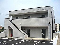 サンハイム永新A棟 1階[103号室]の外観